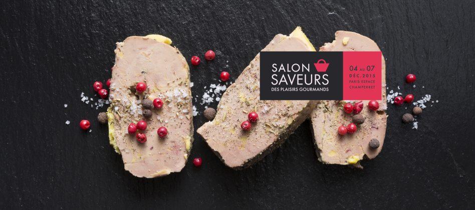 Le salon saveurs 2015 ouvre ses portes aujourd hui for Salon saveurs paris