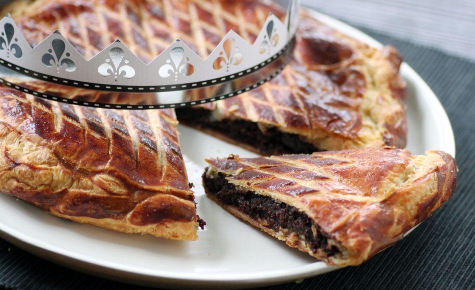 Recette de galette des rois au chocolat - Galette des rois image ...