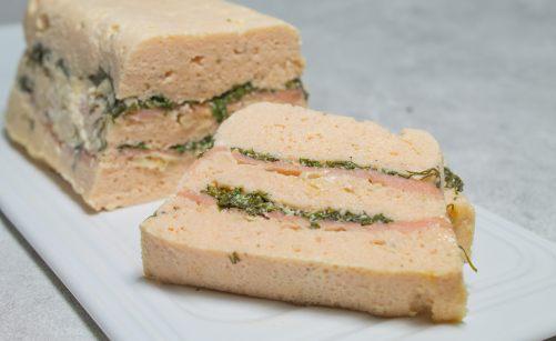 Fantastique Recette Terrine De Poisson Cyril Lignac recette de terrine de saumon par alain ducasse