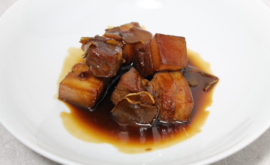 recette de porc au caramel chinois par alain ducasse. Black Bedroom Furniture Sets. Home Design Ideas