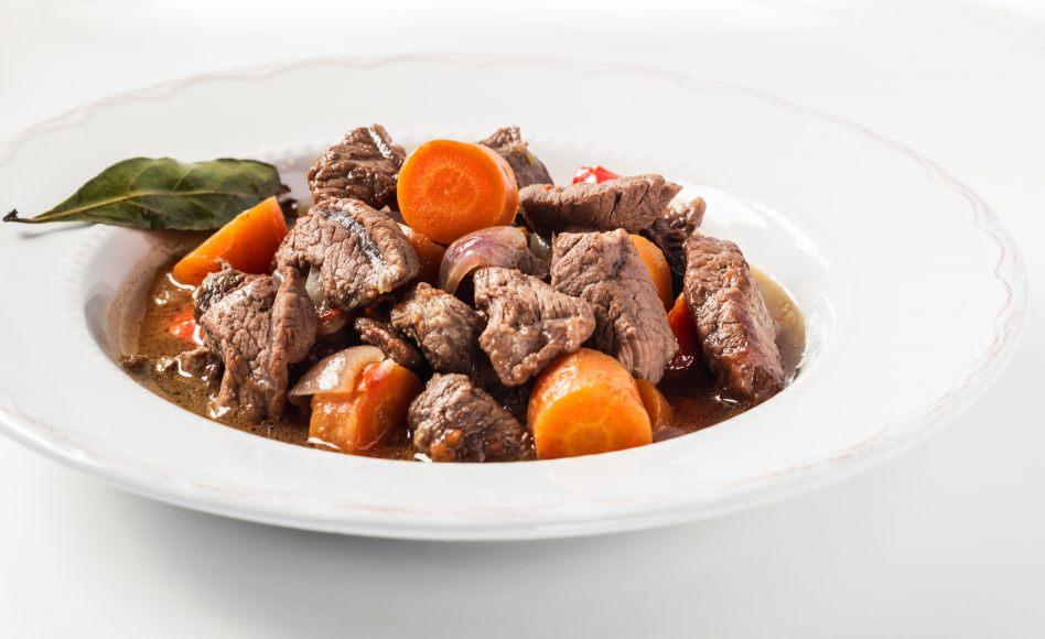 Recette de b uf aux carottes par alain ducasse - Comment cuisiner le rumsteak ...