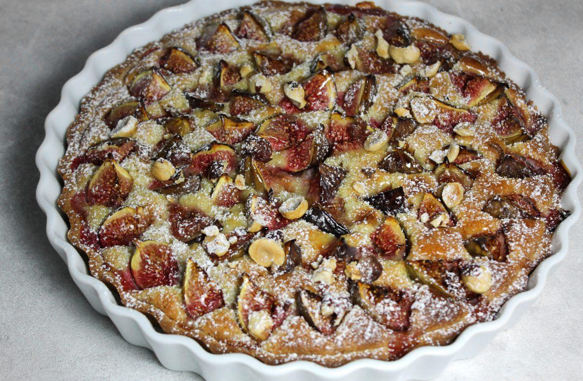 Recette de tarte aux figues par alain ducasse - Offrir un cours de cuisine avec cyril lignac ...