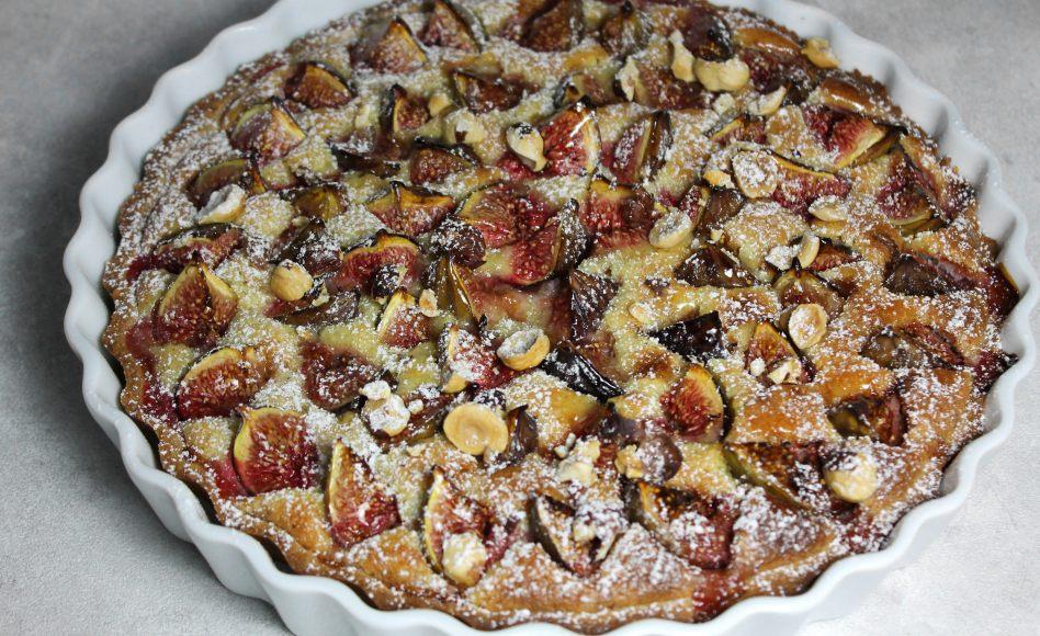 recette de tarte aux figues par alain ducasse