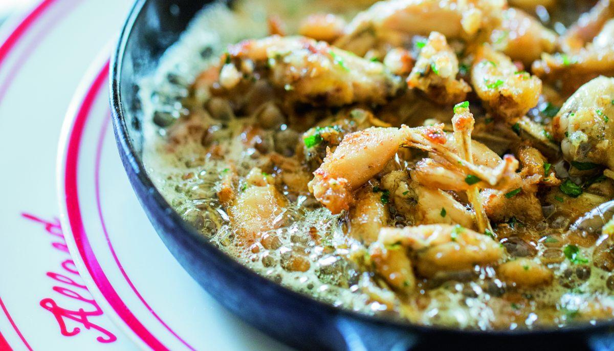 Recette de cuisses de grenouilles par alain ducasse - Cuisiner cuisses de grenouilles surgelees ...