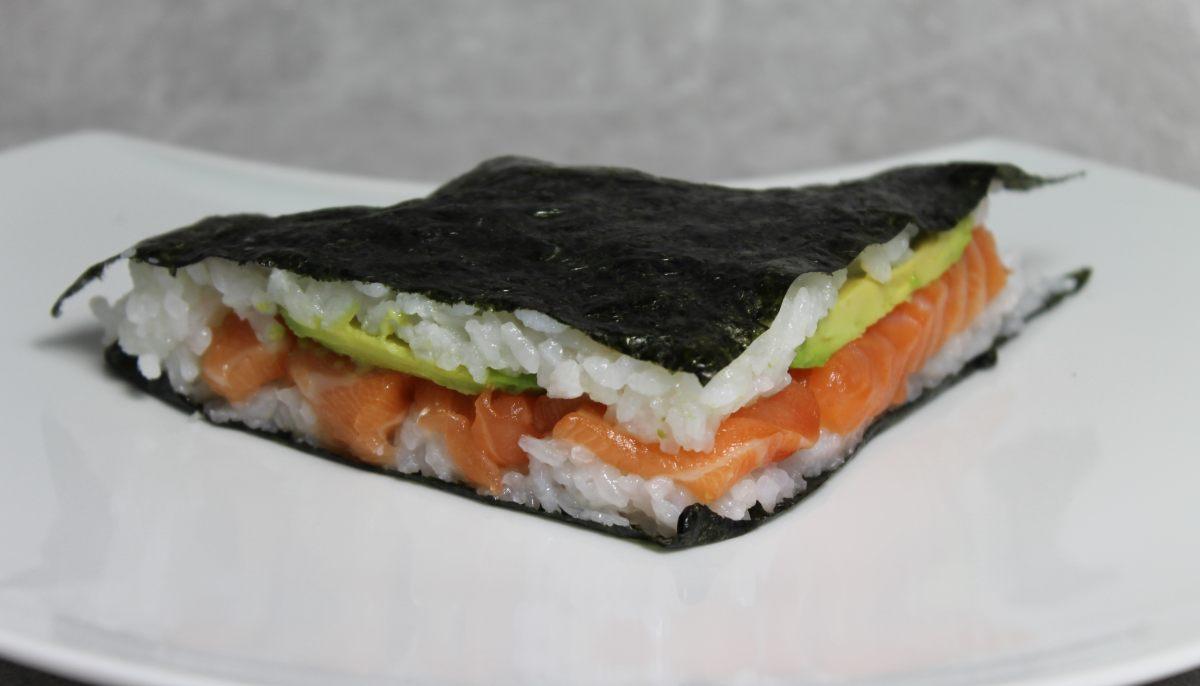 Recette de makis saumon avocat