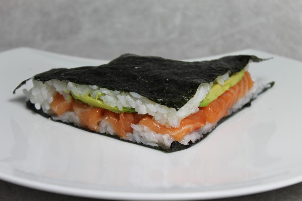 Sandwichs maki trop faciles