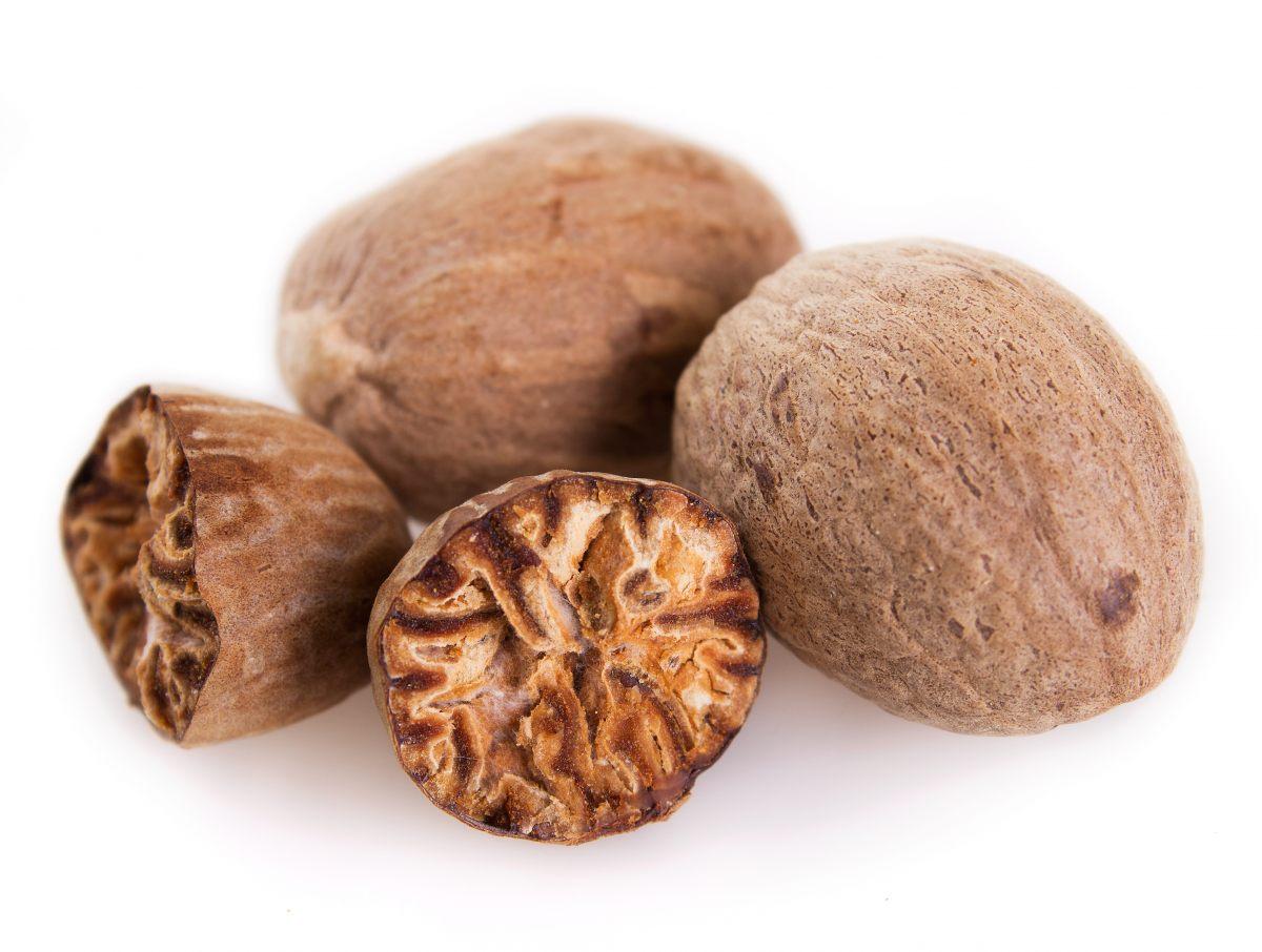 recettes base de noix de muscade