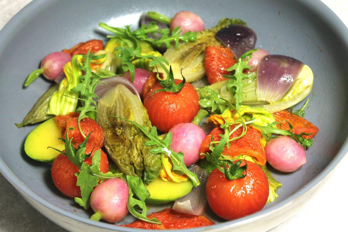 Cuire des légumes croquants