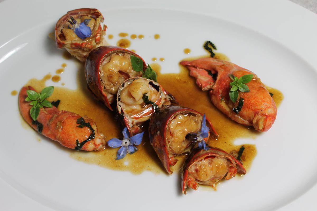 Cuire un homard breton