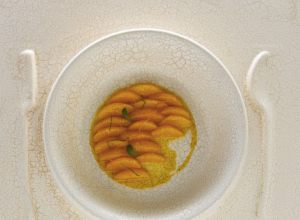 Salade d'orange par Alain Ducasse