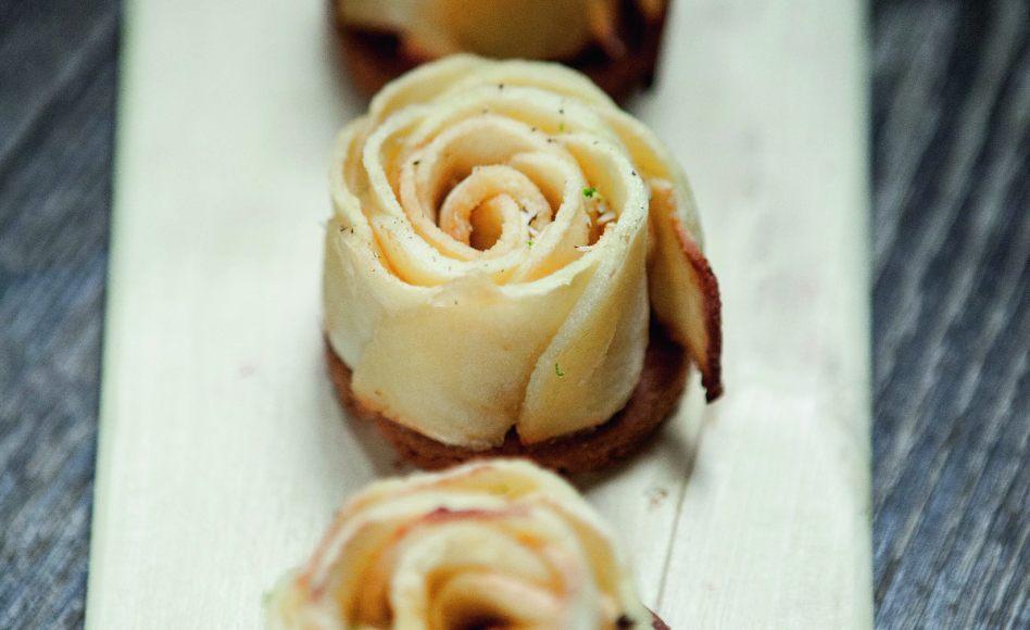 Recette De Tarte Aux Pommes Rose Par Christophe Michalak