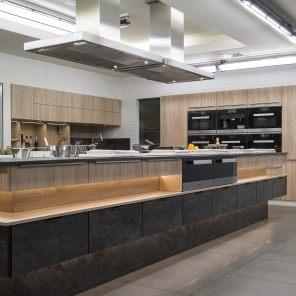 De l art d am nager une cuisine chez soi pour cuisiner - Cuisines modernes francaises chez perene ...