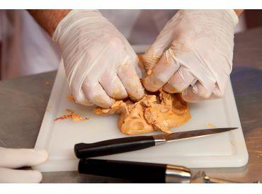 D veiner ou veiner un foie gras cru - Cuisiner un foie gras cru ...
