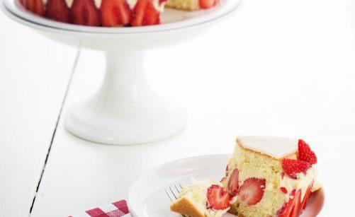 Extraordinaire Recette De Fraisier De Cyril Lignac fraisier par guy savoy