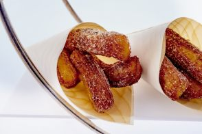 Recette de churros par Jimmy Mornet