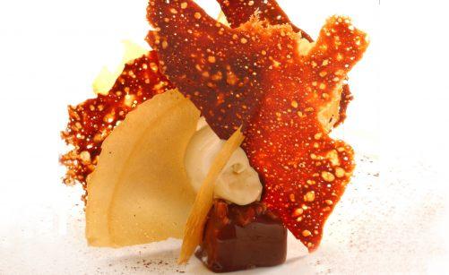 Cafe Chocolat Nougatine Praline En Feuillet Par Alain Ducasse