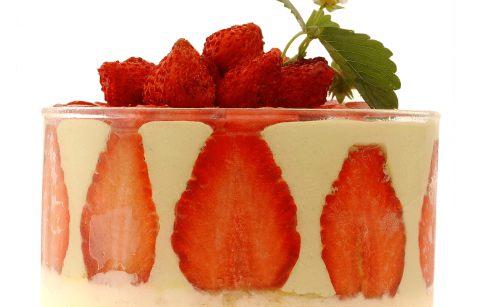 Recette De Fraisier De Cyril Lignac recette de fraisier en verrine par alain ducasse