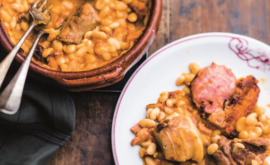 recette de cassoulet traditionnel par David Rathgeber