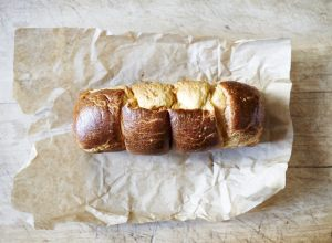 Recette de la brioche du back in black coffee