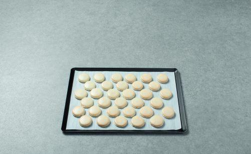 Macarons A La Meringue Francaise