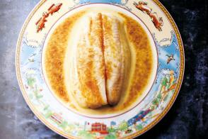 Filet de sole aux nouilles par Paul Bocuse