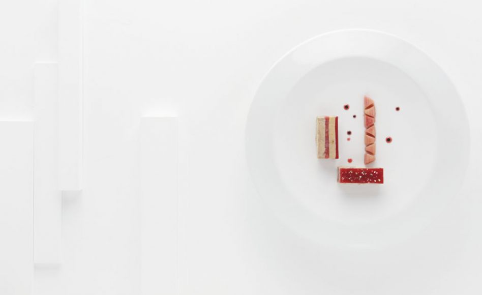 Foie gras de canard confit par Alain Ducasse